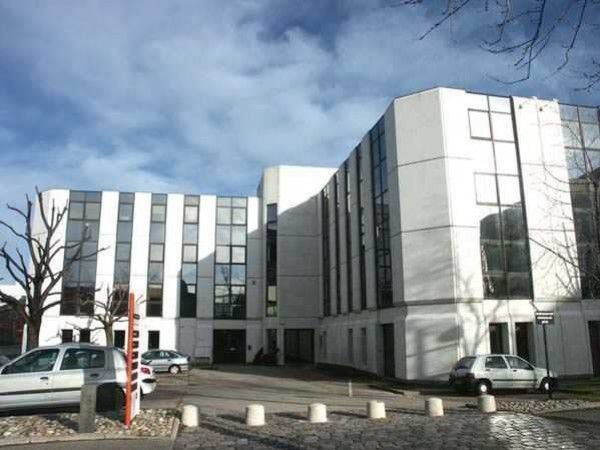 Immeuble tertiaire le vercors bureaux à louer lyon gerland